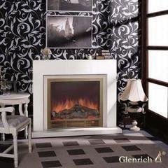 Камин Glenrich Астория Deluxe 33