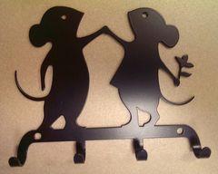 Полкодержатель, крючок Отис-сервис Крючок декоративный Мыши