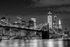 Фотообои Фотообои Vimala Ночной Бруклин