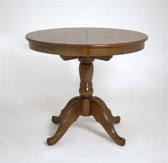 Обеденный стол Обеденный стол Red&Black Круглый (орех темный)