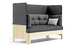Мебель для баров, кафе и ресторанов ВФТ Диван для бара Вариант 26