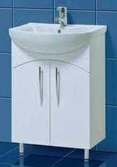 Мебель для ванной комнаты Акваль Тумба под умывальник Палермо 60