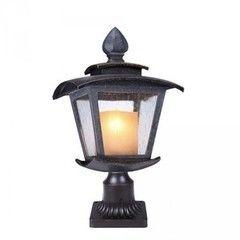 Уличное освещение L'arte Luce Wax L55184.46