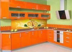 Кухня Кухня Монтанья Пример 11