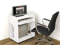 Письменный стол Тэкс Грета-10 белый