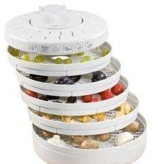 Сушилка для овощей и фруктов Сушилка для овощей и фруктов Clatronic DR 2751