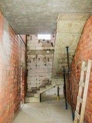 Лестница из бетона Монолит Пример 49