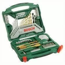 Столярный и слесарный инструмент Bosch TITANIUM Plus X-Line (2607019329)