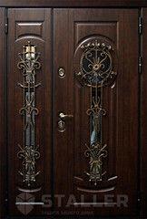 Входная дверь Входная дверь Staller Сицилия двухстворчатая