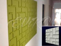 Декоративная стеновая панель Декоративная стеновая панель EViRO Тетрис