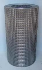 Сетка Frigerio Сварная оцинкованая 13х13х0.8 мм