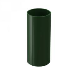 Водосточная система Docke Dacha Труба водосточная 3/2/1 м (зеленый)