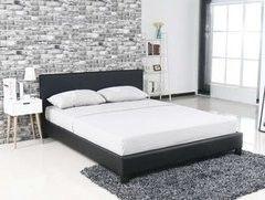 Кровать Кровать Atreve Nelly (экокожа/черный)