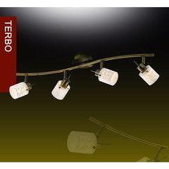 Настенно-потолочный светильник Odeon Light Terbo 2077/4W
