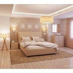 Кровать Кровать УЮТ Афина 2 140x200 (Velvet Lux 22)