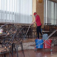 Услуга Генеральная уборка кафе, ресторана