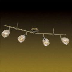 Настенно-потолочный светильник Odeon Light Glosse 2166/4W