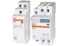 Контактор и реле TDM Модульные контакторы серии КМ63