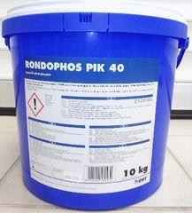 Теплоноситель BWT Реагент для котловой воды Rondophos PIK 40 10 кг ведро