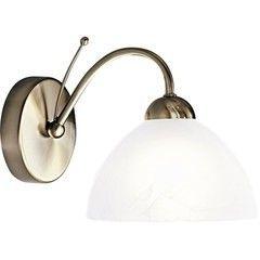 Настенный светильник Arte Lamp MILANESE A4530AP-1AB