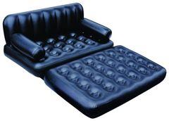 Бескаркасное кресло Бескаркасное кресло Bestway Double 5-in-1 Multifunctional Couch 75054