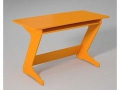 Детский стол MillWood Юнпион-2 (оранжевый)