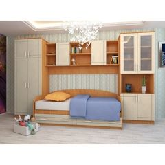 Детская комната Детская комната Нарус Егорка (ольха/ваниль)