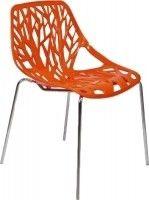 Кухонный стул Sedia Aero A (оранжевый)