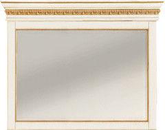 Зеркало Пинскдрев Милана 9 П265.09 слоновая кость с золочением