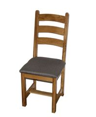 Кухонный стул ИУ №5 Бемар-К (массив дуба)