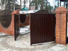 Rollvorota.by Распашные уличные ворота