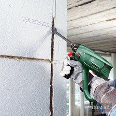 Услуга Штробление стен под электропроводку (гипс)