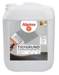 Грунтовка Грунтовка Alpina Tiefgrund 2.5 л