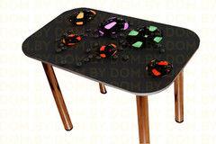 Обеденный стол Обеденный стол Мебельный конструктор Геометрия Модель 1
