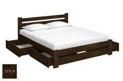 Кровать Кровать из Украины Vegas Nevada (160x200) краска 090