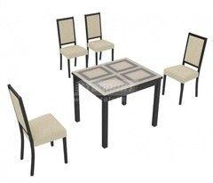 Обеденный стол Обеденный стол СтолПлит Диез Т5 + Моцарт Т3
