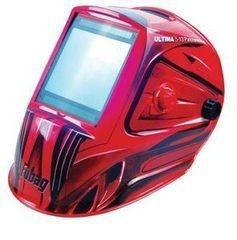 Fubag Маска сварщика Ultima 5-13 Panoramic RED 992510 (арт. FU-992510)