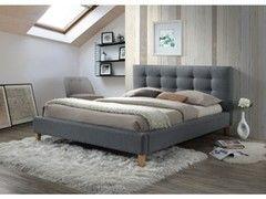 Кровать Кровать Signal Texas 140x200 (серый)