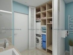 Дизайн квартир и коттеджей ИП Сайдакова Ю.А. Проект 25