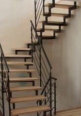 Металлическая лестница Белит Вариант 28