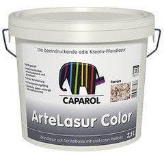 Декоративное покрытие Caparol ArteLasur Color (2.5л)