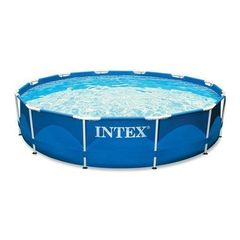 Бассейн Бассейн Intex Metal Frame Pool 28210