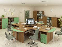 Мебель для персонала Антарес-Дисконт Пример 100