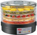 Сушилка для овощей и фруктов Сушилка для овощей и фруктов Holt HT-FD-001b