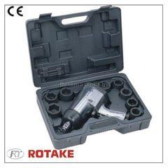 """Гайковерт Гайковерт Rotake 3/4"""" Пневмогайковерт 700Нм с набором ударных головок 13пр. (26-38мм)  ROTAKE  (rtk-RT-5550K1)"""
