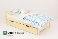Детская кровать Детская кровать Бельмарко Skogen Classic бежевый