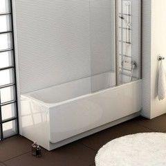 Экран под ванну Ravak Chrome 160 передняя панель