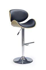 Барный стул Барный стул Halmar H-44 (дуб светлый/черный)