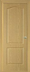 Межкомнатная дверь Межкомнатная дверь Ростра Классик ДГ Дуб светлый