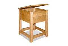Кухонный стул Лучший дом TAB-COF-2 табурет с ящиком